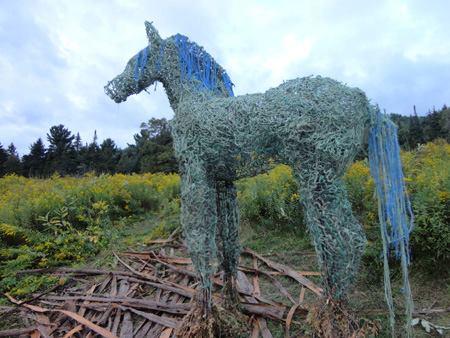 Lewis Triennale Site 12 Krystyna Sadeg Lynne Bedbrook FB