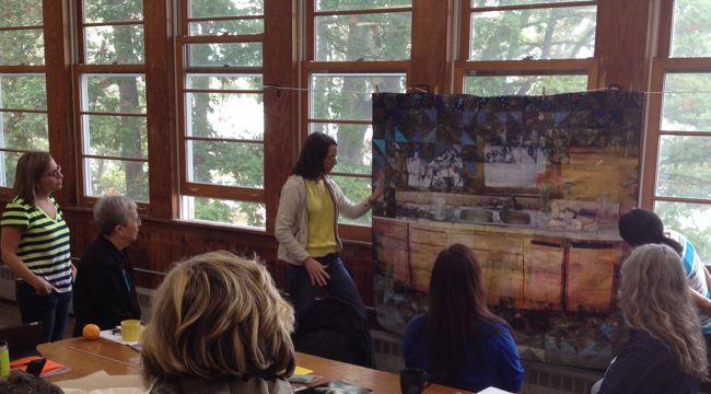 Jones SEFEA Jeanna Klein presenting