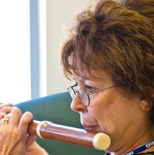 Rebecca Arkenberg head flute