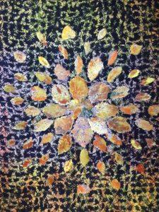 Vilchenko-Buddha's Leaves Mandala