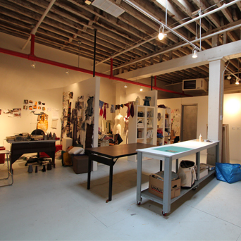 Textile Arts Center Offers NYC *Residency* Opportunities - Surface