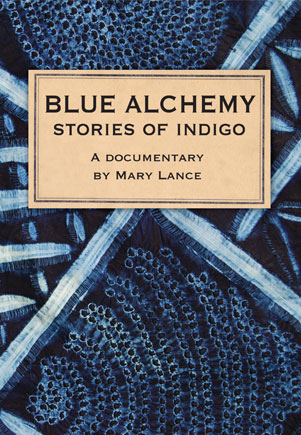 "Cover of ""Blue Alchemy"" DVD Photo courtesy Mary Lance"