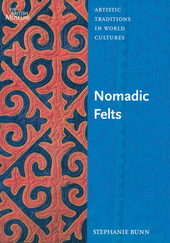 2013 Book List Nomadic Felts Cover