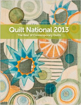 2013 Book List Quilt National 2013 Cover