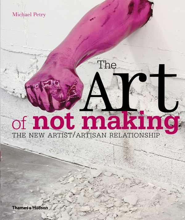 2013 Book List The Art of Not Making_cover