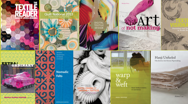 2013 Book list collage