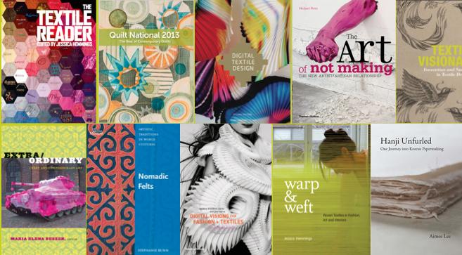 2013 Book list collage