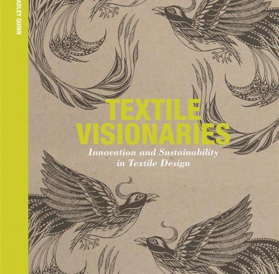 2013 Booklist Textile Visionaries Cover