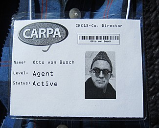 5. McDade_Camp CARPA badge for Director Otto von Busch_05