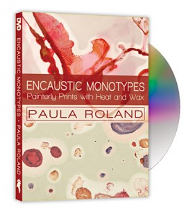 Roland_encaustic_10. Paula's instructional DVD
