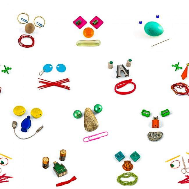 ujiie-11 smiling objects wallpaper