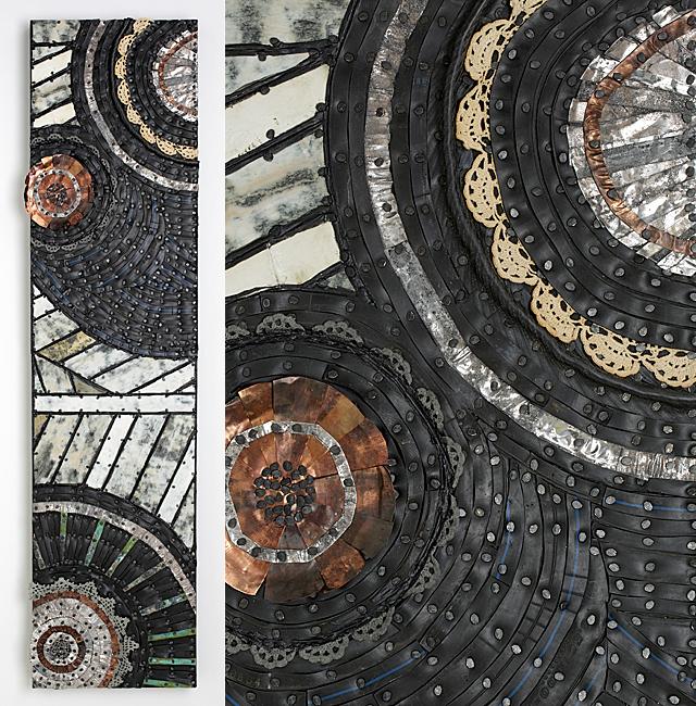 9. McDade_Encaustic_Nancy Natale_Catherine's Black Kirtle with detail_10_edited-1