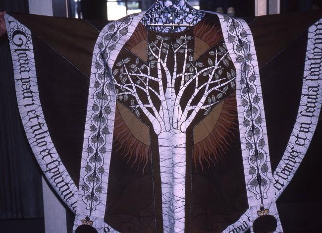 Blumrich batik chasuble 768
