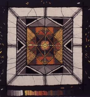 Blumrich batik patchwork 766 Arkenberg photo