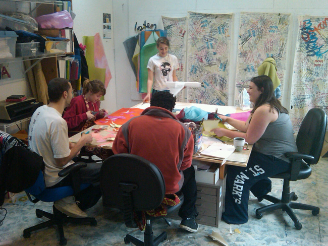 Gignoux BTL group making 6