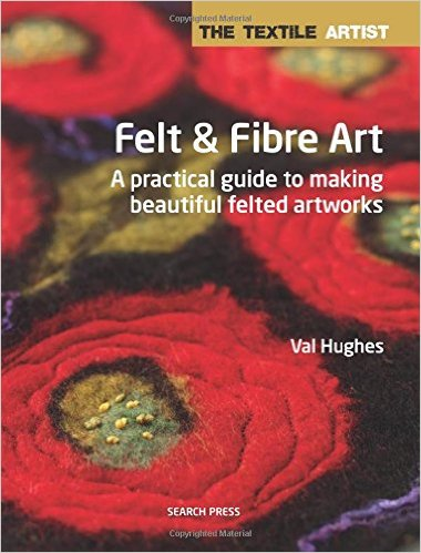 2015 Booklist Felt Fibre Art amazon