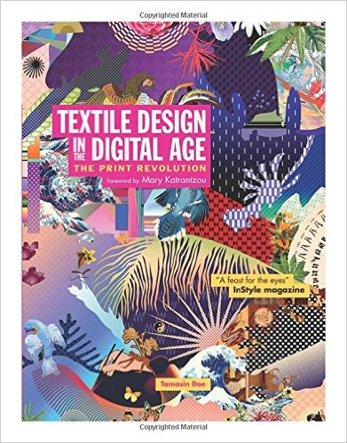 2015 Booklist Textile Design Digital Age amazon