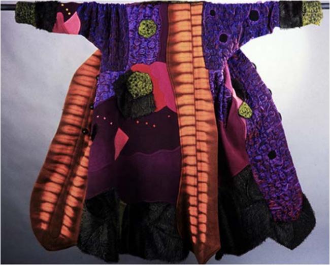 Hedstrom Cacicedo coat Obiko