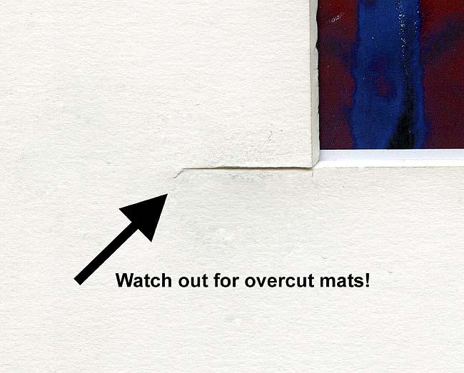 Settles-Wood overcut mats