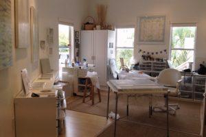 Meg Pierce's Studio in Sarasota, FL