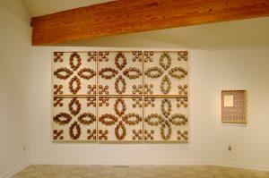 R_Hayes_Charlie Creative Promise Undergraduate_Ceramic Textile Study no.1