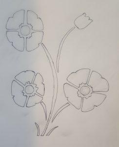 image 3- Trace Original Sketch