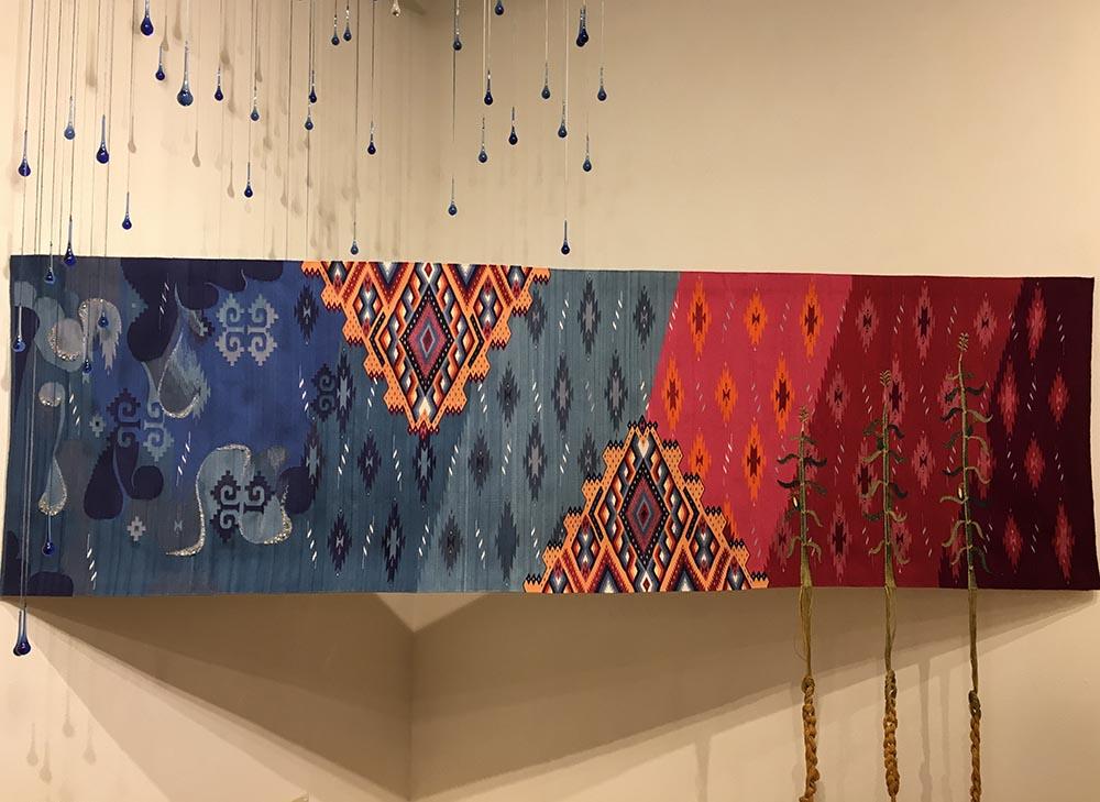 International fiber arts viii exhibition surface design for International decor surfaces