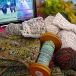 Let's Get Wooly: Spinning on the Wheel with Jeanne Brady and Claudia Lee
