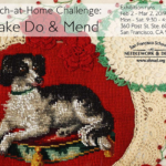 Stitch-at-Home Challenge: Make Do & Mend Exhibition
