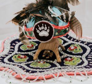 Native American Fiber Art