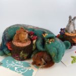 Needle Felting Magic with Kathellen Dodge-DeHaven