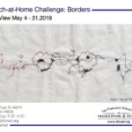 Stitch-at-Home Challenge Exhibition: Borders