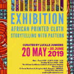 African Printed Cloth – Storytelling  with Pattern