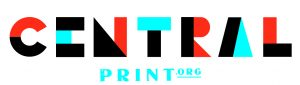 Central Print logo