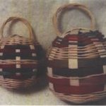 """""""Woven Holiday Ornament Workshop"""" with Dean Brown"""