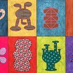 Encaustic loves Textiles!