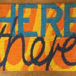 American Tapestry Alliance online exhibit:  Here & (T)Here