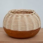 Basketry into Woodturning with Janine Wang