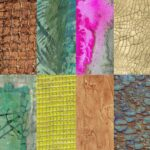 Online Surfaces for Mixed Media