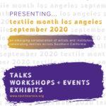 Textile Month Los Angeles