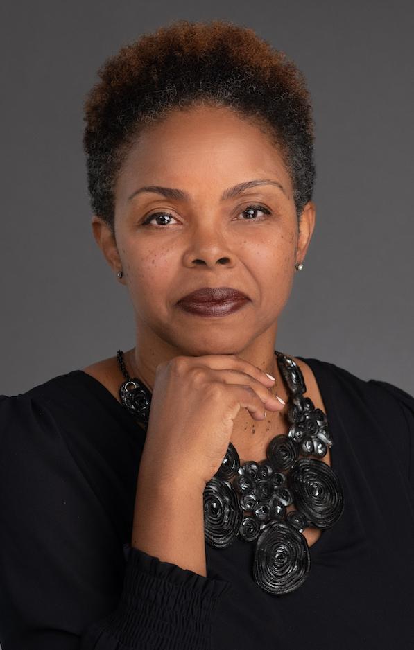 Photograph of Karen Baker