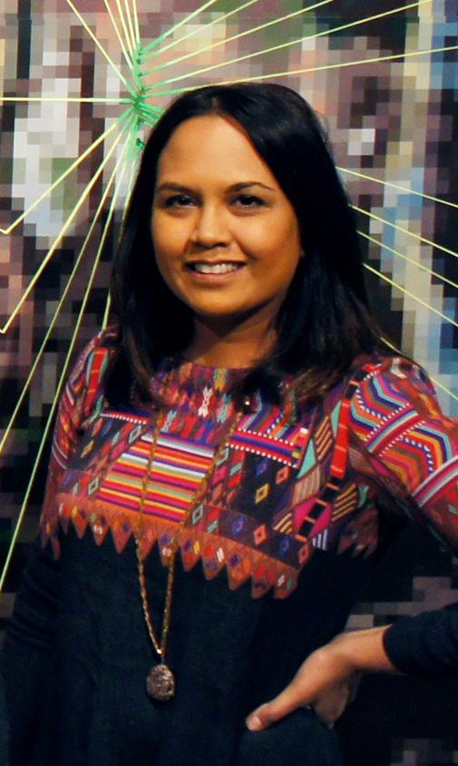Photograph of Suchitra Mattai