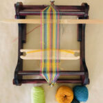 Sampling Weave Structures with a Frame Loom