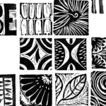 Block Carving & Printing on Fabric