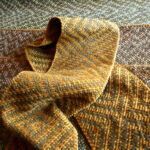 A Garden of Color: Weaving Wool in Naturally Dyed Hues