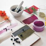 Natural Dye, Ink & Pigment Intensive