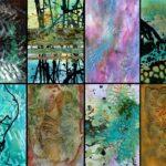 Stencils & Stamps Online Workshop