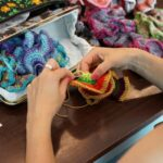 Crocheting Corals: Workshop for the Saratoga Springs Satellite Reef
