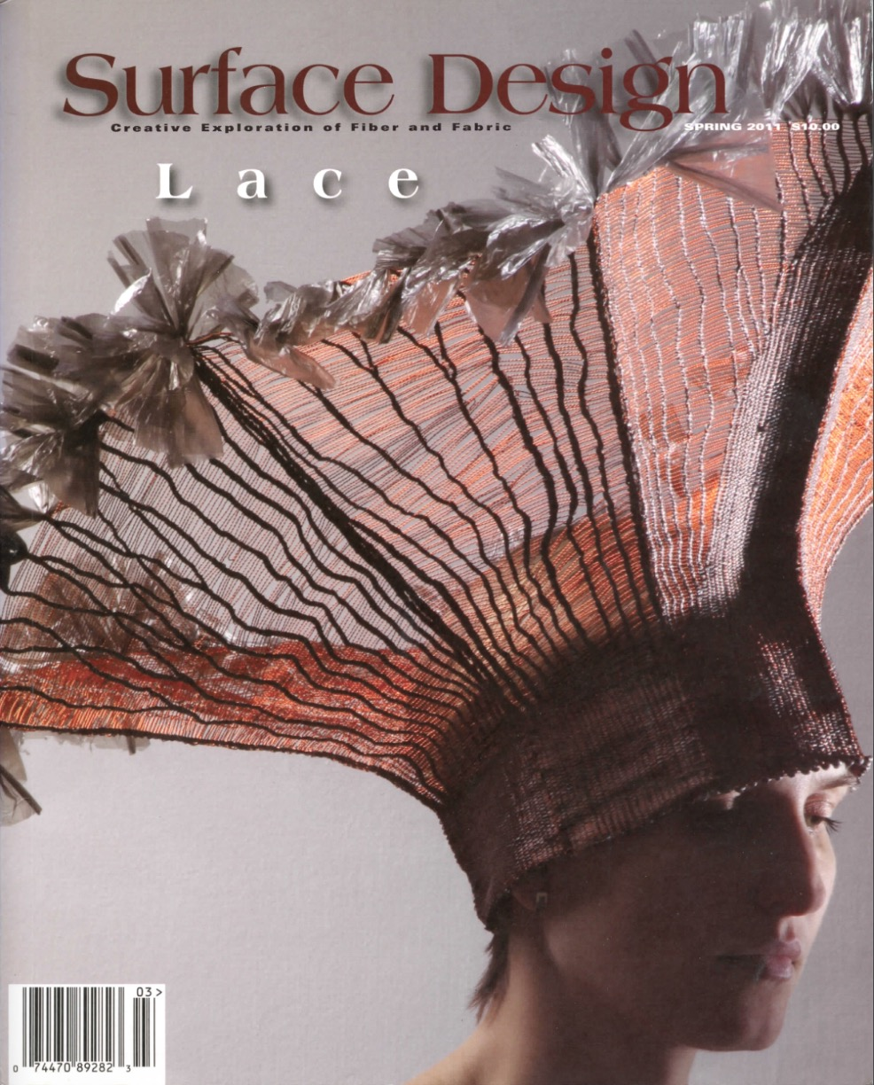 Lace, Spring 2011 - Digital Journal Cover