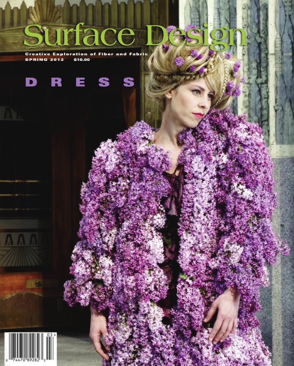 Dress, Spring 2012 Digital Journal Cover
